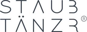 STAUBTÄNZER Logo 2-zeilig