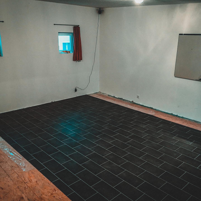 PVC-Fußboden