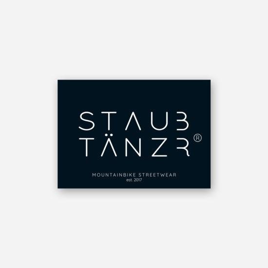Sticker STAUBTÄNZER 2zlg