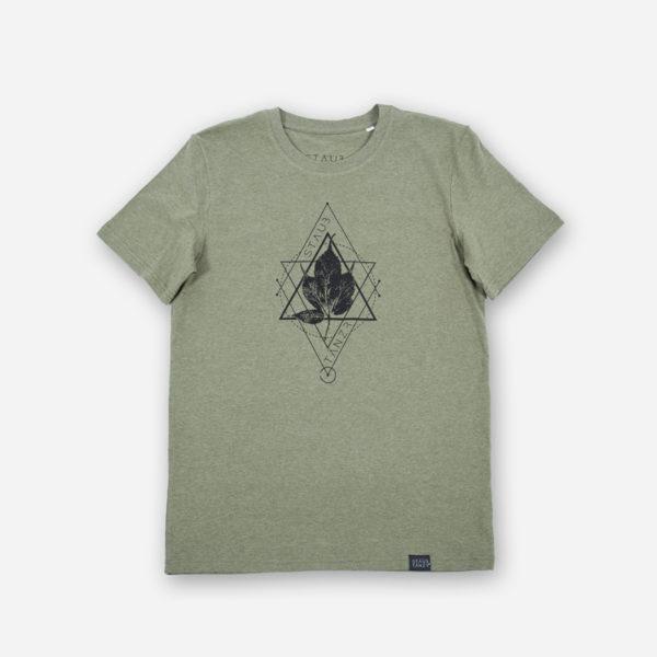 STAUBTÄNZER Shirt Leaf No. 4
