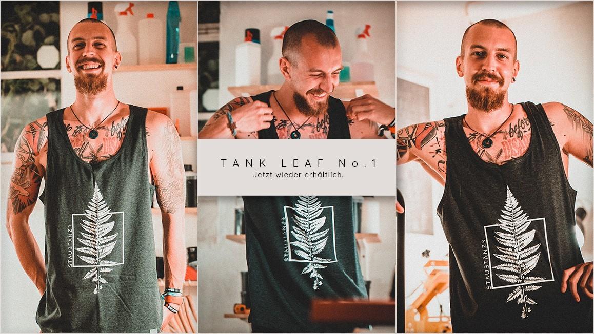 Tank LEAF No. 1 Titelbild
